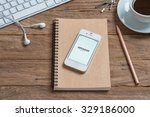 chiangmai  thailand  october 20 ... | Shutterstock . vector #329186000