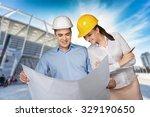 engineer.   Shutterstock . vector #329190650