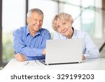 senior adult. | Shutterstock . vector #329199203