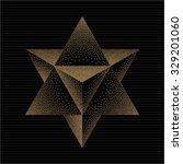 merkaba or star of david....