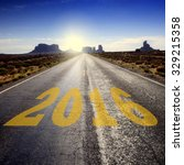 Road Towards New Year 2016