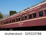 santiago  chile   september 29  ... | Shutterstock . vector #329223788
