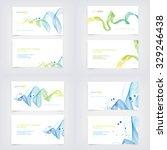 Vector Business Card Design...