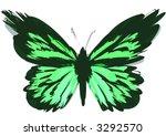 butterfly   Shutterstock . vector #3292570