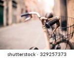 City Old Bicycle Handlebar And...