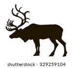 vector illustration silhouette...   Shutterstock .eps vector #329259104