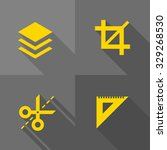 vector flat icons   edit