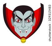 vampire | Shutterstock .eps vector #329315483