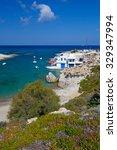 mytakas  greece   october 06... | Shutterstock . vector #329347994