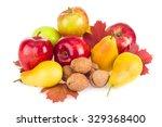 Autumnal Fruits Still Life....