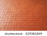 Orange Tiles Background