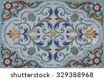 Vintage Russian Art Tiles In...