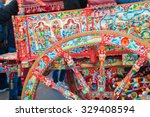 close up view of a colorful... | Shutterstock . vector #329408594