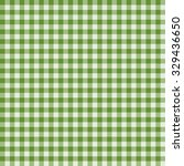 traditional gingham pattern in  ... | Shutterstock .eps vector #329436650