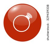 ring icon. design style | Shutterstock . vector #329439338