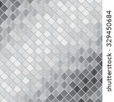 vector silver mosaic background | Shutterstock .eps vector #329450684