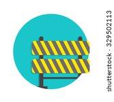 flat vector icon   illustration ... | Shutterstock .eps vector #329502113