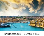 Beautiful Panoramic View On...