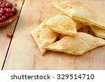 vegetarian  patties without... | Shutterstock . vector #329514710