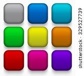vector modern colorful web... | Shutterstock .eps vector #329527739