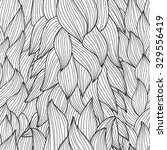 elegant seamless pattern with... | Shutterstock . vector #329556419