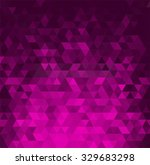 abstract banner with triangle... | Shutterstock . vector #329683298