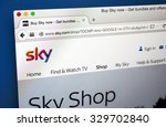 london  uk   october 20th 2015  ... | Shutterstock . vector #329702840