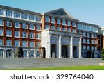 classical building  | Shutterstock . vector #329764040