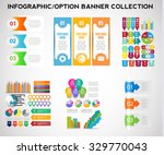 infographics option number... | Shutterstock .eps vector #329770043