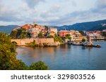 amasra  black sea resort  turkey | Shutterstock . vector #329803526