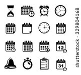 event icons | Shutterstock .eps vector #329804168