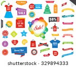 vector file representing sale... | Shutterstock .eps vector #329894333