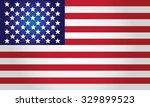 flag of  united states of... | Shutterstock . vector #329899523