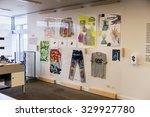 new york  usa   oct 8  2015 ... | Shutterstock . vector #329927780