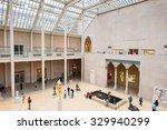 new york  usa   sep 25  2015 ... | Shutterstock . vector #329940299