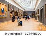 new york  usa   sep 25  2015 ... | Shutterstock . vector #329948300