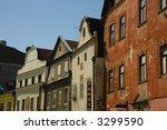 czech krumlov architecture | Shutterstock . vector #3299590