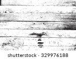 wooden planks distress overlay... | Shutterstock .eps vector #329976188