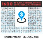 geo targeting vector icon and... | Shutterstock .eps vector #330052508