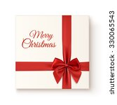 realistic gift icon isolated on ...   Shutterstock .eps vector #330065543