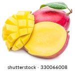 Mango Fruit And Mango Cubes....