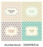 minimal pattern background.... | Shutterstock .eps vector #330098516