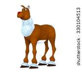 reindeer | Shutterstock . vector #330104513