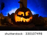 photo for a holiday halloween ... | Shutterstock . vector #330107498