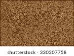 oriental arabesque coffee tea...   Shutterstock .eps vector #330207758