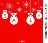 christmas art | Shutterstock .eps vector #330410570