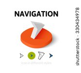 navigation icon  vector symbol...