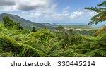 coral sea daintree rainforest... | Shutterstock . vector #330445214