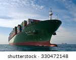 container ship xin fei  zhou...
