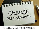 Change Management Memo Written...